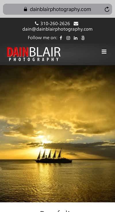 Dain Blair Photography Mobile Home