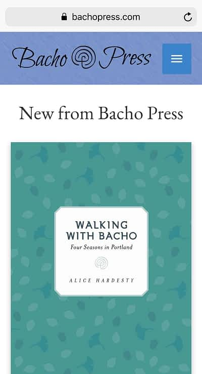 Bacho Press Mobile Home