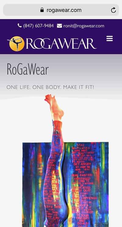 RoGaWear Mobile Home