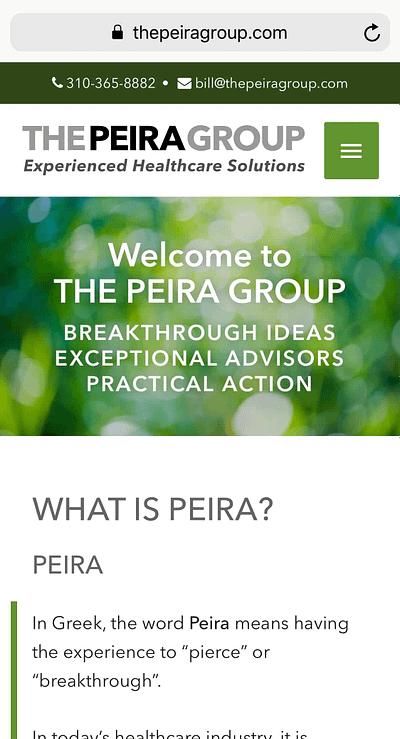 The Peira Group Mobile Home